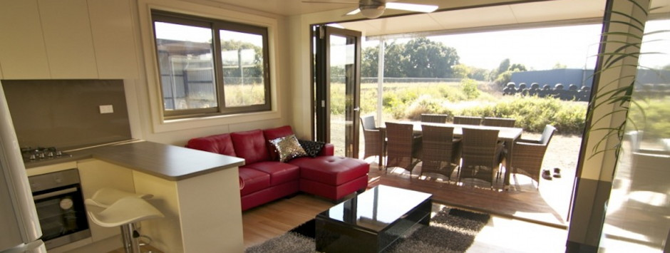 Create a cabin to suit your lifestyle!